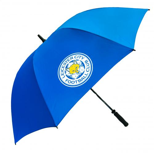 Leicester City F.C. Golf Umbrella Single Canopy
