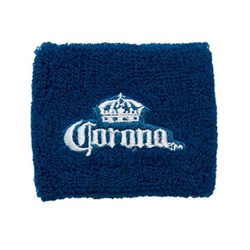 Corona Terry Cloth Wrist Band