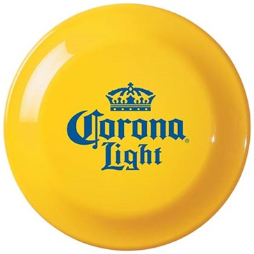 Official Corona Yellow Frisbee Buy Online On Offer