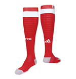 2016-2017 Bayern Munich Adidas Home Football Socks (Red)