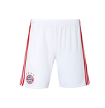 2016-2017 Bayern Munich Adidas Home Shorts (White)