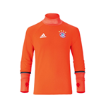 2016-2017 Bayern Munich Adidas Training Top (Solar Red)