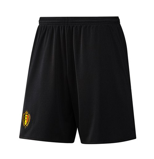 2016-2017 Belgium Away Adidas Football Shorts (Kids)