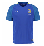 2016-2017 Brazil Away Nike Football Shirt
