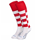 2016-2017 Croatia Nike Home Socks (Red)