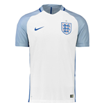 2016-2017 England Home Nike Authentic Match Shirt