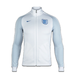 2016-2017 England Nike Authentic N98 Jacket (White) - Womens