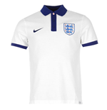 2016-2017 England Nike Core Polo Shirt (White)