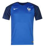 2016-2017 France Home Nike Football Shirt (Kids)