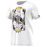2016-2017 Germany Adidas Card Tee (White)