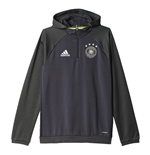 2016-2017 Germany Adidas Fleece (Grey)