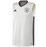 2016-2017 Germany Adidas Sleeveless Top (White)