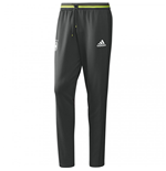 2016-2017 Germany Adidas Training Pants (Grey)