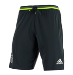 2016-2017 Germany Adidas Training Shorts (Grey)