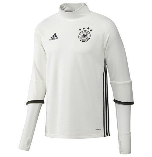 2016-2017 Germany Adidas Training Top (White)