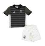 2016-2017 Germany Away Adidas Baby Kit