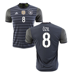 2016-2017 Germany Away Shirt (Ozil 8) - Kids