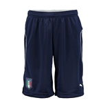 2016-2017 Italy Puma Training Shorts (Navy)