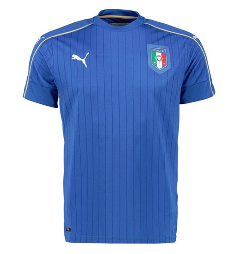 2016-2017 Italy Home Puma Football Shirt