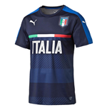 2016-2017 Italy Puma Training Jersey (Navy) - Kids