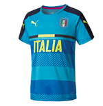 2016-2017 Italy Puma Training Jersey (Blue) - Kids