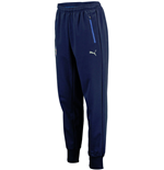 2016-2017 Italy Puma Casuals Performance Sweat Pants (Navy)