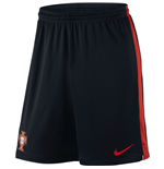 2016-2017 Portugal Nike Strike Knit Shorts (Black)