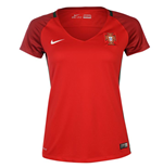 2016-2017 Portugal Home Nike Womens Shirt