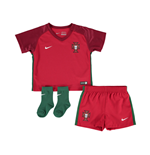 2016-2017 Portugal Home Nike Baby Kit