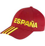2016-2017 Spain CF Adidas 3S Baseball Cap (Red)