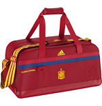 2016-2017 Spain Adidas Team Bag (Red)