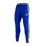 2016-2017 Spain Adidas Training Pants (Blue)