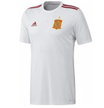 2016-2017 Spain Away Adidas Fan Shirt