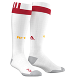 2016-2017 Spain Away Adidas Football Socks (White)