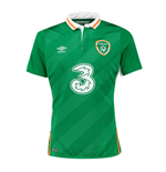 2016-2017 Ireland Home Umbro Football Shirt (Kids)