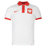 2016-2017 Poland Nike Core Polo Shirt (White)