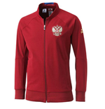 2016-2017 Russia Adidas Anthem Jacket (Burgundy)