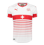 2016-2017 Switzerland Away Puma Football Shirt