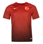 2016-2017 Turkey Home Nike Football Shirt (Kids)