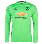 2016-2017 Man Utd Adidas Away Goalkeeper Shirt