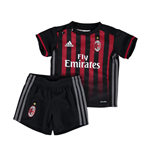 2016-2017 AC Milan Adidas Home Baby Kit