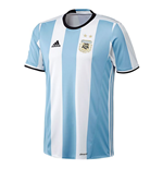 2016-2017 Argentina Home Adidas Football Shirt (Kids)