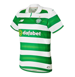2016-2017 Celtic Home Ladies Football Shirt