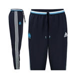 2016-2017 Marseille Adidas Training Pants (Night Navy)