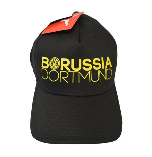 Buy Official 2015 2016 Borussia Dortmund Puma Baseball Cap