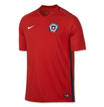 2016-2017 Chile Home Nike Football Shirt (Kids)