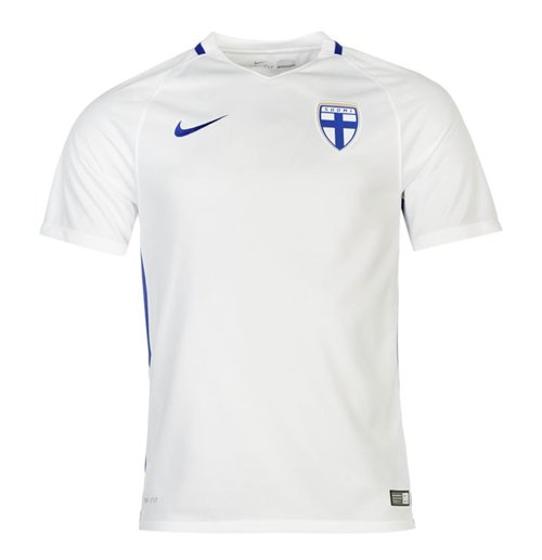 2016-2017 Finland Home Nike Football Shirt (Kids)