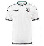 2016-2017 Afghanistan Away Hummel Football Shirt