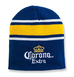 Corona Striped Beanie