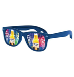 Corona Blue Dia De Los Muertos Bottle Opener Sunglasses